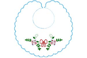 bib embroidery designs